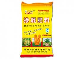 沈大掺混肥料50kg16-16-16