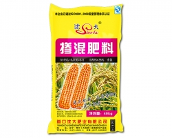 玉米水稻掺混40kg30-0-5