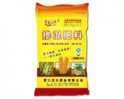 掺混玉米50kg28-15-12