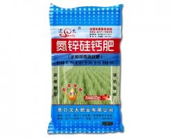 氮锌硅钙肥